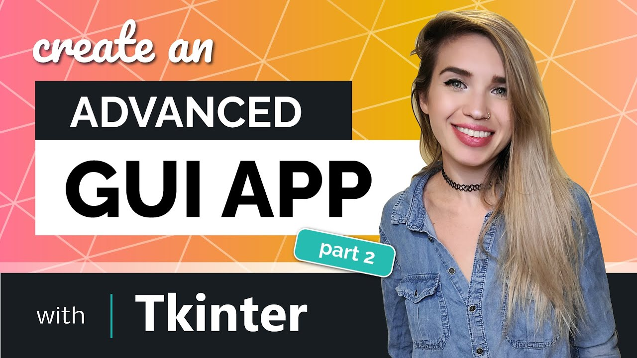 Create a GUI App with Tkinter - Extract PDF Images - Part 2