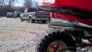 1998 HONDA SPORTRAX 300EX All Terrain Vehicle ATV TRX300EX - LEXINGTON, KY