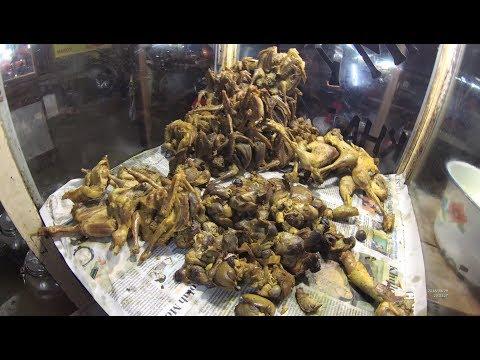 Indonesia Madura Street Food 3019 Part.1 Ayam Kampung Pak Ran Khas Jawa di Sumenep YDXJ0390