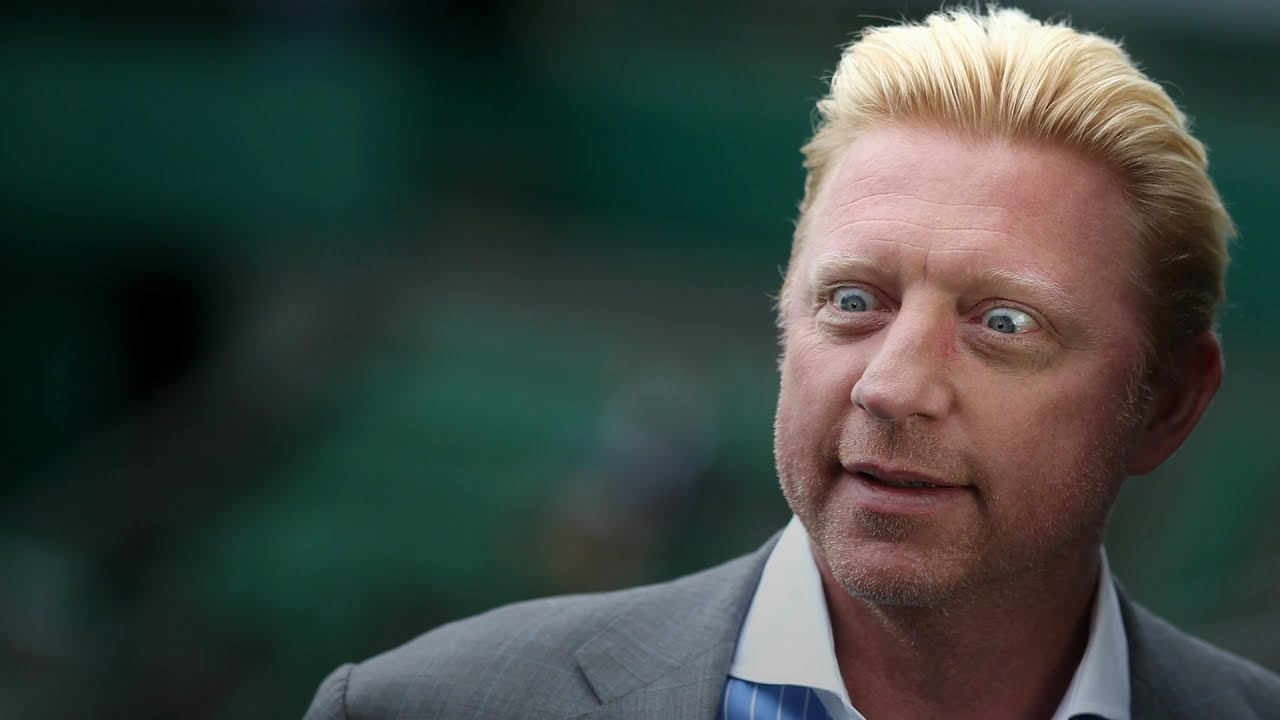 Tennis Champion Boris Becker Declared Bankrupt