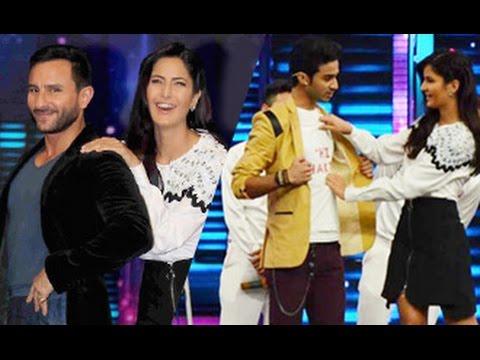 Katrina Kaif: Raghav is my favourite actor on Dance Plus | Phantom Promotion | Saif Ali Khan