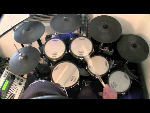 Love Her Madly - The Doors (Drum Cover) drumless track used