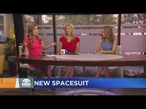 Panel Discussion: SpaceX Unveils New Spacesuit