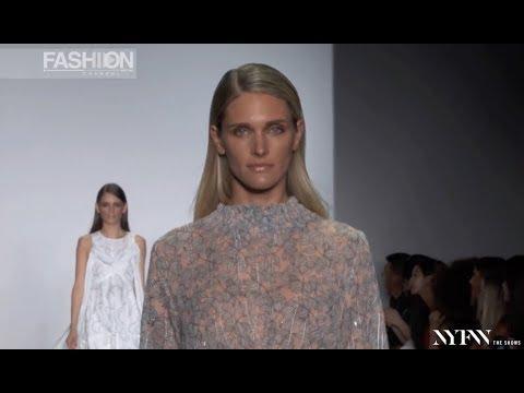 HARVEY THE LABEL Spring Summer 2019 Fashion Palette New York - Fashion Channel