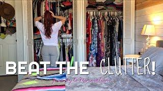 Video KonMari Method Closet Declutter: Throwing Away 90% of My Clothes! download MP3, 3GP, MP4, WEBM, AVI, FLV Februari 2018