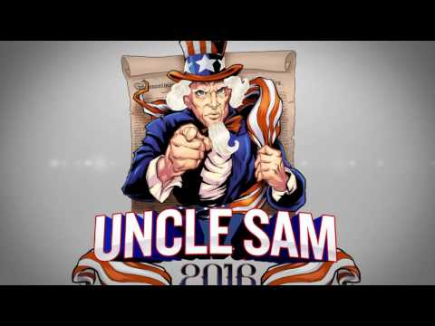 Uncle Sam 2016 - TIX & The Pøssy Project
