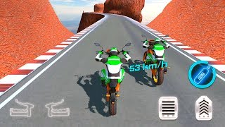 Offroad Real Bike Racing Games 3D #Android Gameplay #Bike Games To Play #Racing Games