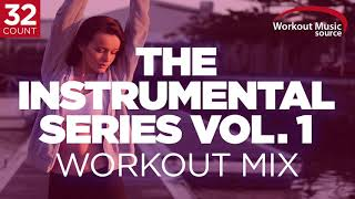 Workout Music Source // The Instrumental Series Vol. 1 // 32 Count (132-135 BPM)