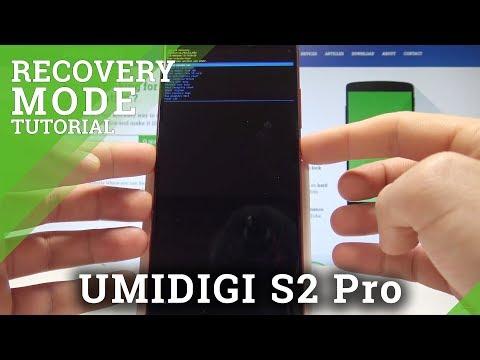 Recovery Mode UMIDIGI One Max - HardReset info