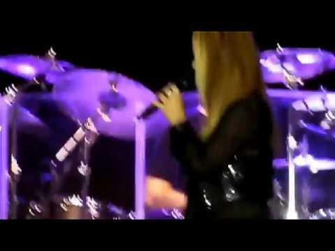 Anastacia Afragola Concert