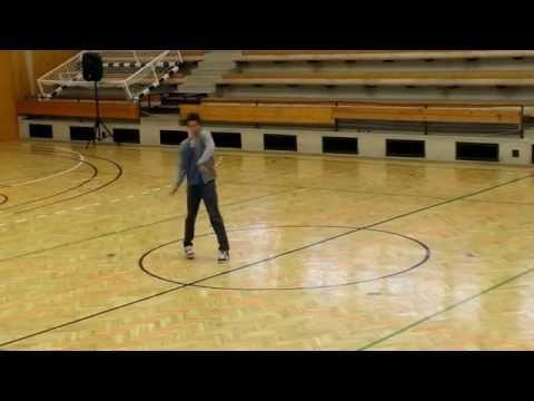 MEG & DIA  MONSTER  DUBSTEP  POPPING DANCE  PERFORMANCE