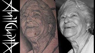 Anil Gupta Tattoo Portrait 0012 SEP2012