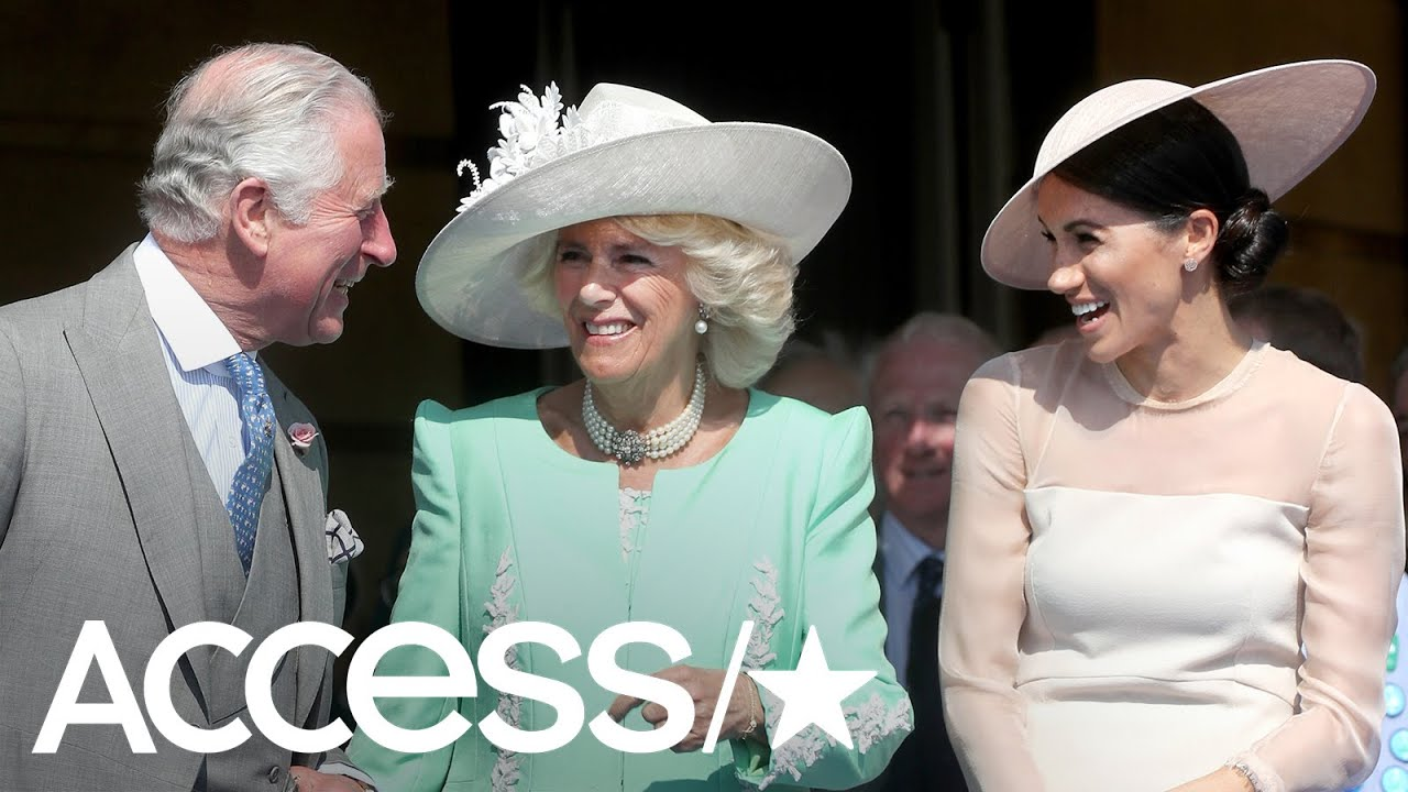 Did Prince Charles & Camilla Just Spoil Meghan Markle's Due Date? | Access