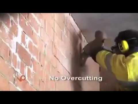 Как расшивать кирпичные стены