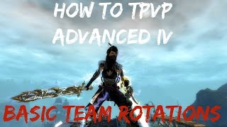 How To Tpvp Advanced Iv: Basic Team-rotations