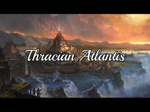 The Oldest Language On Flat Earth - The Thracian Tablets Decoded