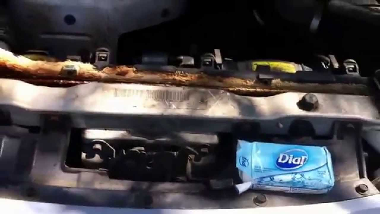How To Clean Your Car Headlights Easy Home Remedy Youtube