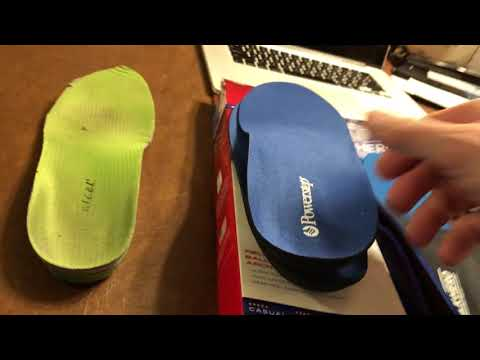 Review of Orthotics/shoe insoles that might replace SuperFeet