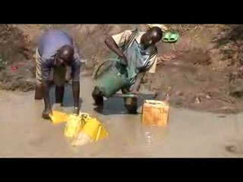 charity water / footage from Rwanda, East Africa