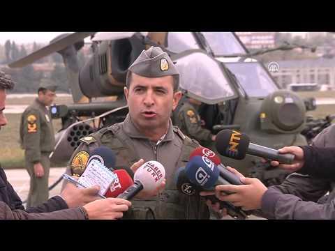 Milli taaruz helikopteri ATAK göreve hazır