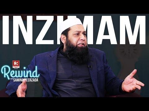 Download Youtube: Inzamam-ul-Haq on Rewind with Samina Peerzada Interview | Inzi | Cricket Matches | PSL | Ep 10