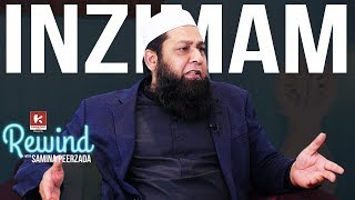 Inzamam-ul-Haq on Rewind with Samina Peerzada Interview | Inzi | Cricket Matches | PSL | Ep 10