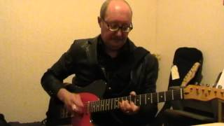 Wilko Johnson Telecaster Demo ( She Does It Right )