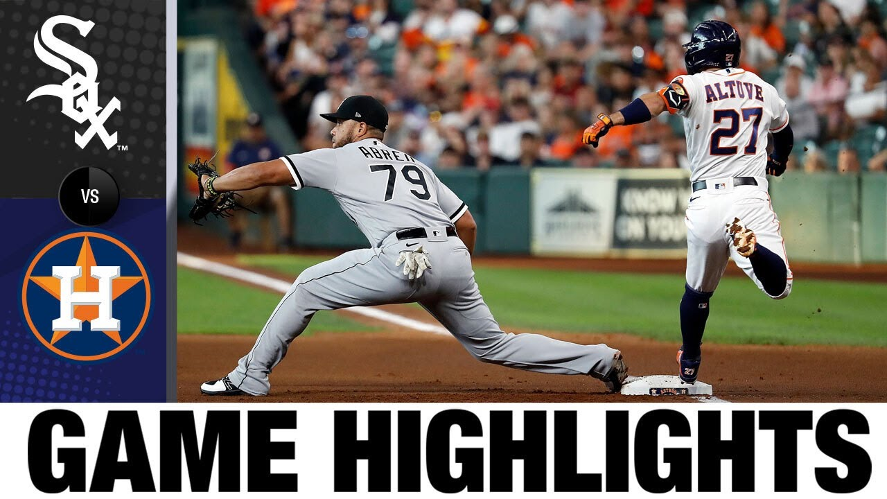 Download White Sox vs. Astros Game Highlights (6/17/21)   MLB Highlights