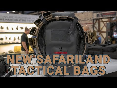 Safariland Releases new range and competition Bags