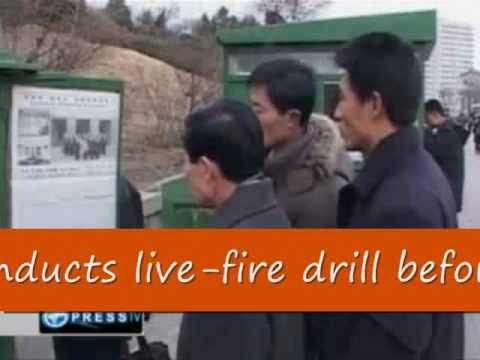 Korea, China, Russia and Japan spells WARIII