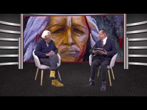 La #Entrevista de Acrópolis Multimedios con el Maestro #Muralista Melchor Peredo Garcia.