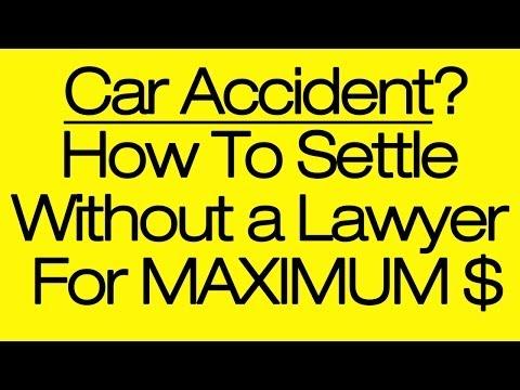 Car Collision Shock | Whiplash | Kansas City | MO | KS | How To  DIY Settlement Claim