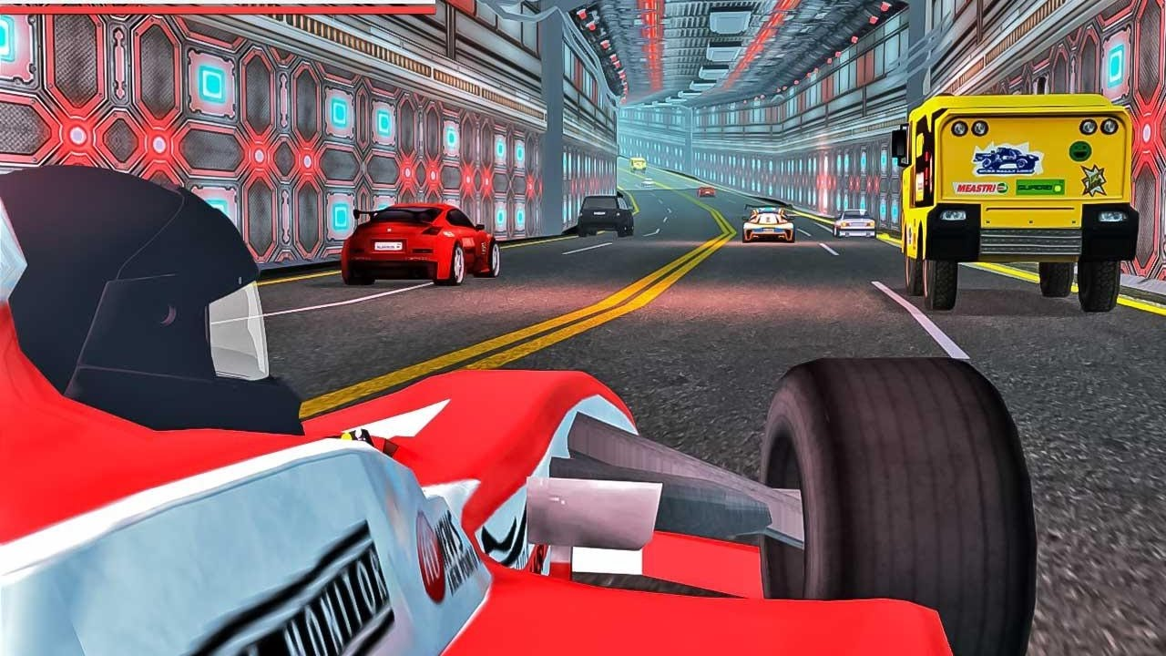 Top Speed Highway 3d Car Racing Free Android Gameplay