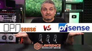 pfsense VS OPNSense