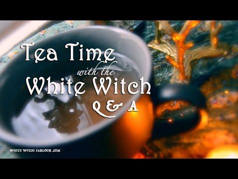 Tea Time with the White Witch. Episode 6 ~ The White Witch Parlour