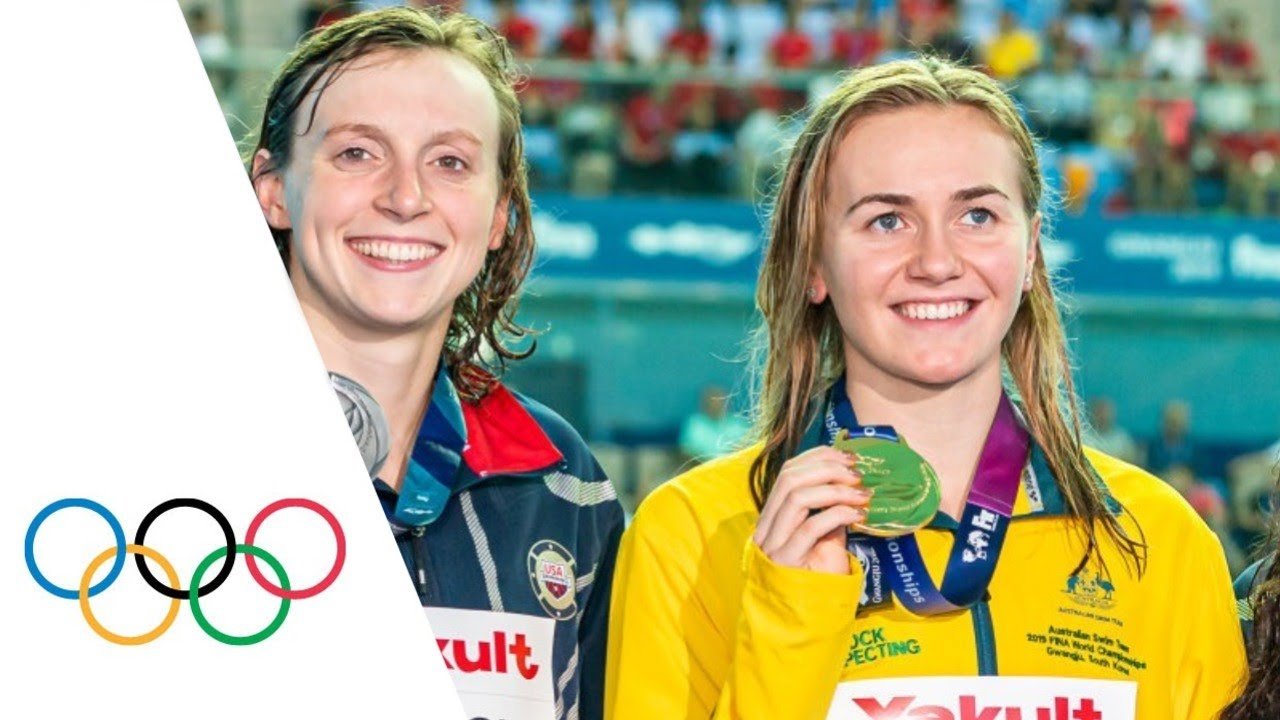 Katie Ledecky Will Be Put to the Test Against Ariarne Titmus