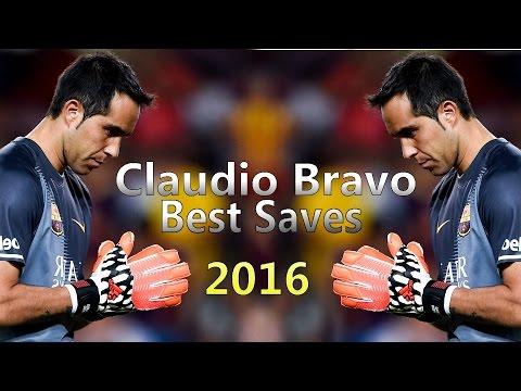 Claudio Bravo - Best Saves 2015 - 2016 ● FC Barcelona 2015/16