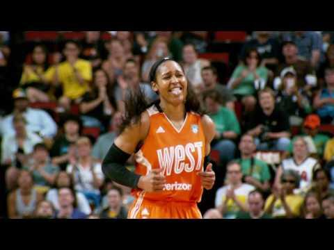 Best of Phantom: Maya Moore Wins Verizon WNBA All-Star 2017 MVP