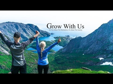 Grow With Us - inspiration Personal Growth