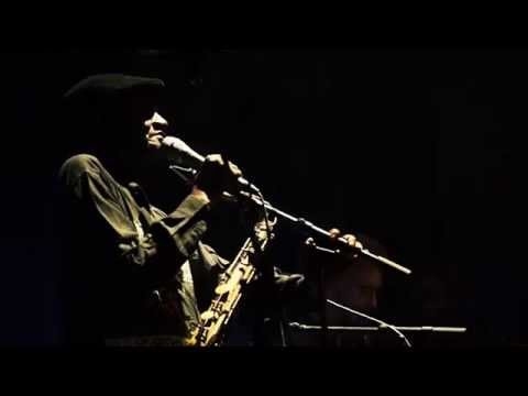 Moustapha Maïga - Live - Djougou Malola - Jazz à Ouaga 2015