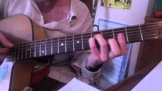 Country Calendar Theme - Fingerstyle with breakdown