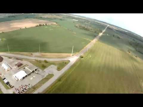 Space Club Toronto Balloon Launch Sept 2019 - landing
