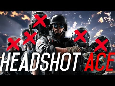 Thermite Headshot Only Ace - Rainbow Six Siege