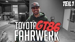 JP Performance - Toyota GT86 Fahrwerk | Teil 1