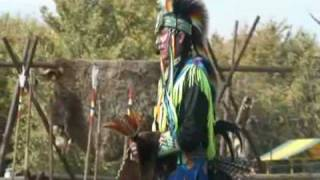 Cree Indian Prairie Chicken Dance