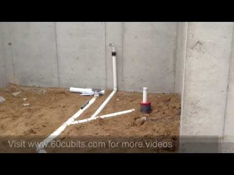 Building a House - #09 Underground Plumbing
