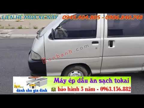 40 triệu, Cần bán lại xe Daihatsu 1 3  năm 2003, giá bán tr