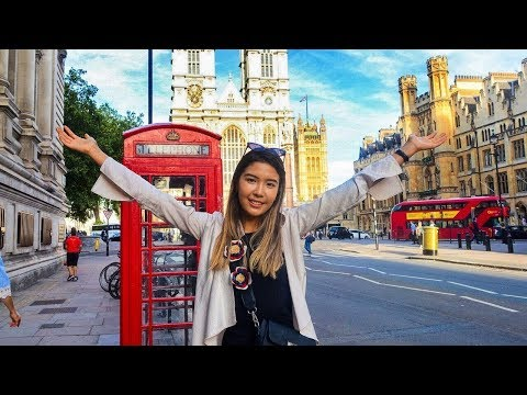 Internship in London | My Experience