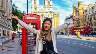 Internship in London   My Experience