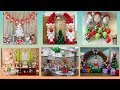 Christmas Balloon decoration ideas || Christmas decoration ideas with balloons ||